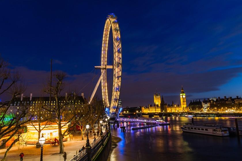 Fotograf Braunschweig – Nachtaufnahmen in London