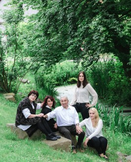 Familienfotos Braunschweig – Drei Generationen