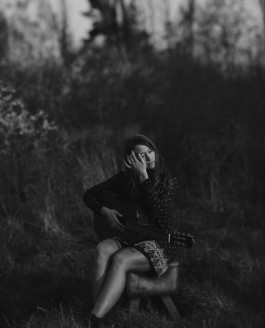 Portraits Braunschweig – Gitarrenmädchen