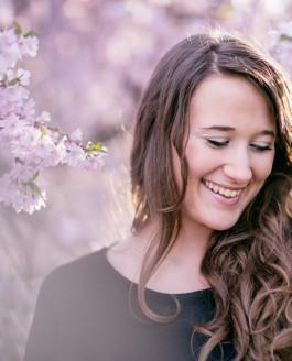 Portraitfotos Braunschweig – Kirschblüte