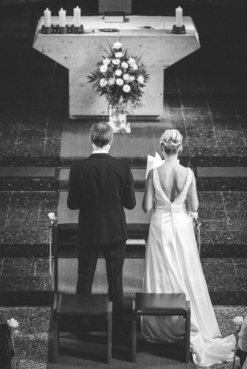 Hochzeitsfotografin Braunschweig – Portraits im Feld