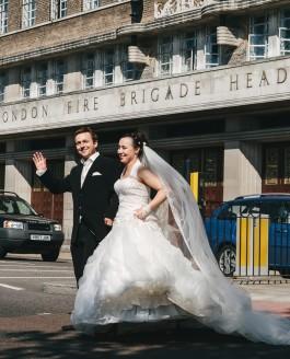 Hochzeitsfotos in London