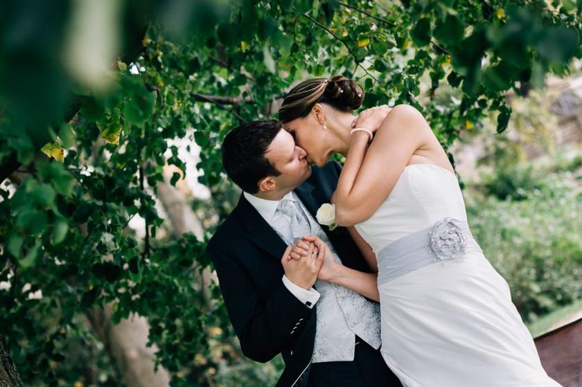 Hochzeit mit Hindernissen, rasant unterwegs