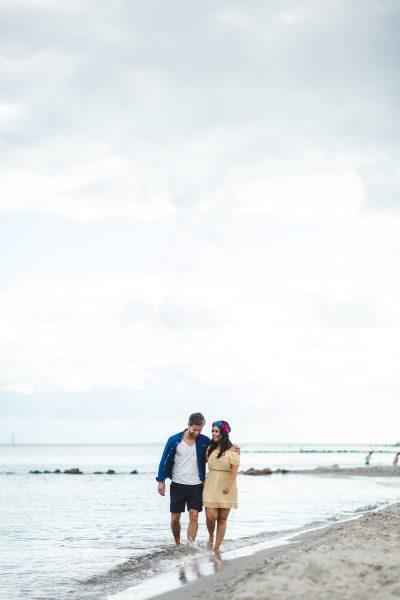 EIn Tag am Meer #ostsee #portraits #fotoshoot #zanajozeljic #zanaphotos #hochzeitsfotografin