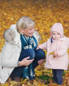 Portraitfotograf Braunschweig – Familienportraits im Herbst