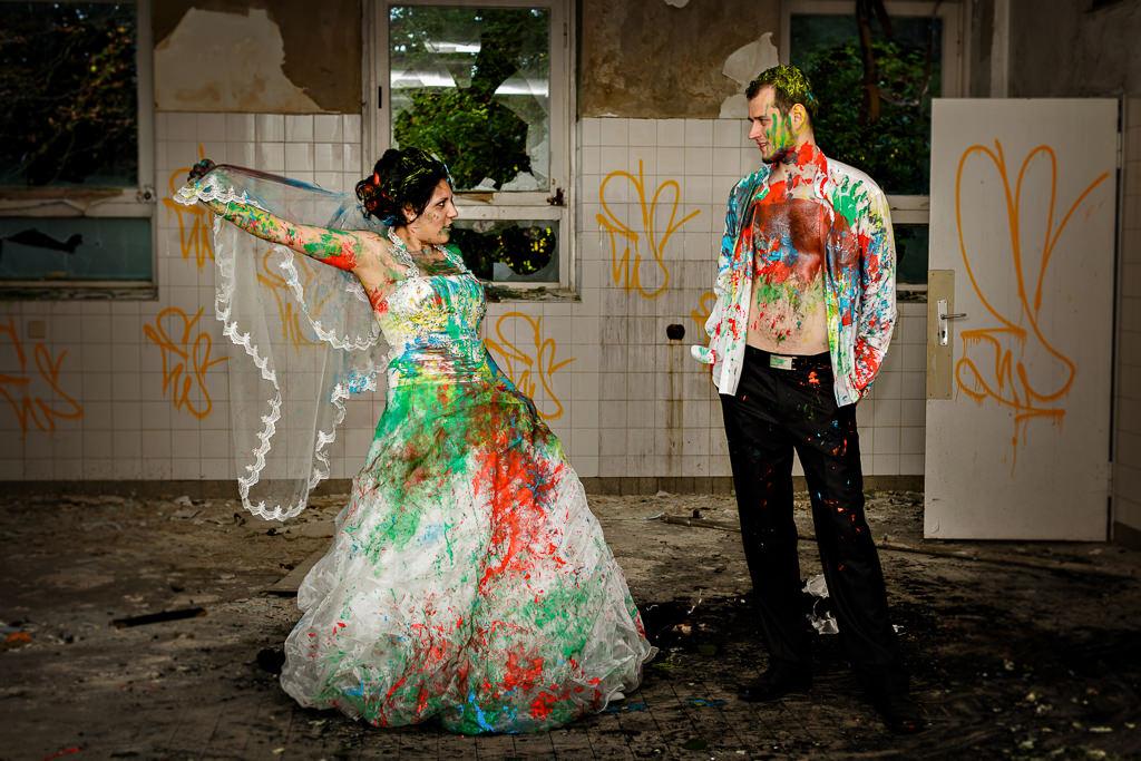 Trash your Dress